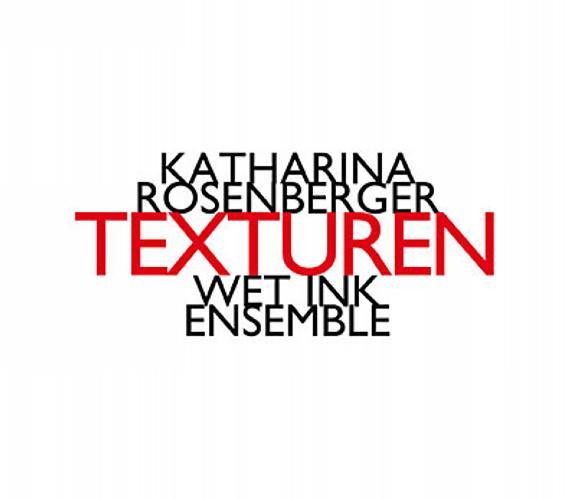 Rosenberger : Texturen. Bettendorf.