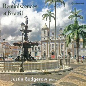 Reminiscences Of Brazil - Justin Badgerow
