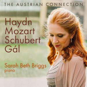 The Austrian Connection - Sarah Beth Briggs