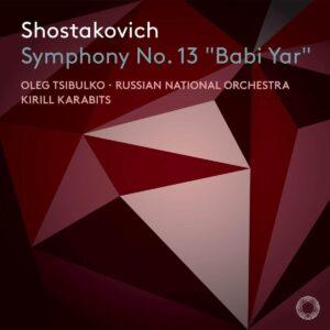 Shostakovich Symphony No.13 'Babi Yar' - Kirill Karabits