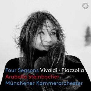 Vivaldi / Piazzolla: Four Seasons - Arabella Steinbacher