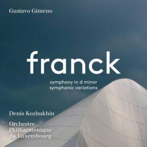 Franck: Symphony In D Minor, Symphonic Variations - enis Kozhukhin