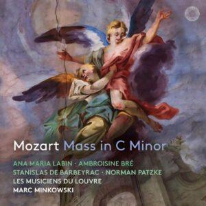 Mozart: Mass In C Minor - Marc Minkowski