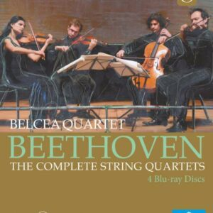 Beethoven: The Complete String Quartets - Belcea Quartet