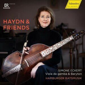 Haydn & Friends - Simone Eckert