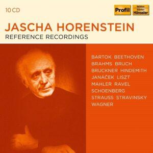 Reference Recordings - Jascha Horenstein