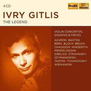 The Legend - Ivry Gitlis