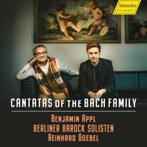 Cantatas Of The Bach Family - Reinhard Goebel