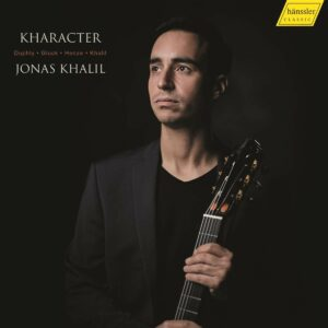 Kharacter - Jonas Khalil