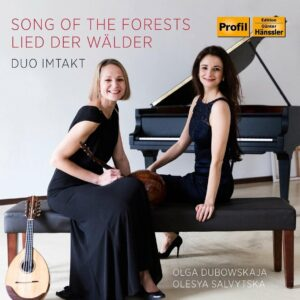 Lied Der Walder - Song Of The Forests - Duo Imtakt