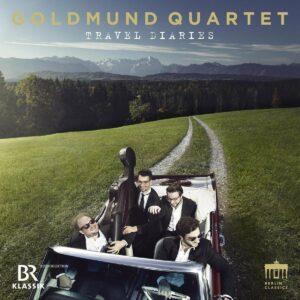 Travel Diaries - Goldmund Quartett