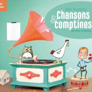 Chansons Et Comptines De Mon Enfanc - Jean Humenry
