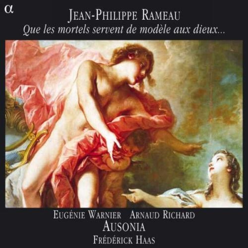 Rameau : Extraits de Zaïs et Zoroastre. Haas.