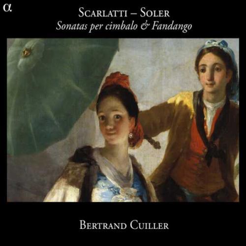 Scarlatti D. : Sonates pour clavecin. Cuiller.