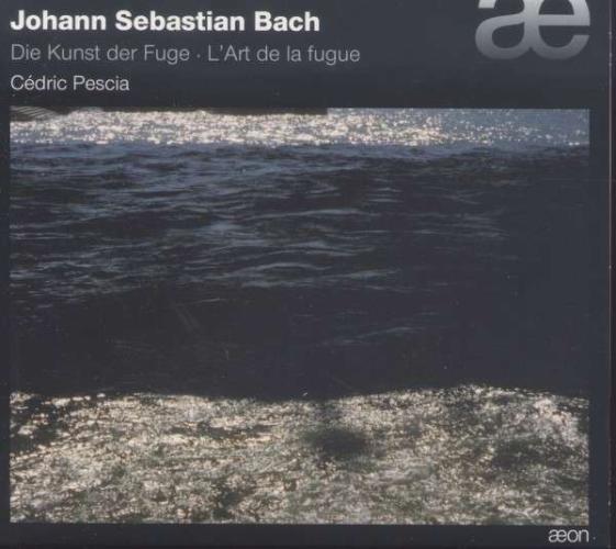 Bach : L'Art De La Fugue. Pescia.