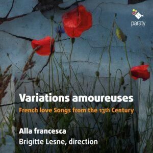 Variations Amoureuses - Alla Francesca