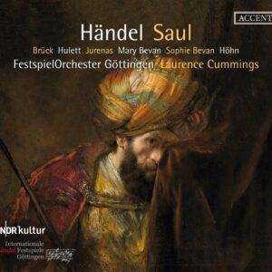 Handel: Saul - Laurence Cummings