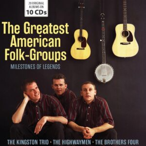 The Greatest American Folk Groups