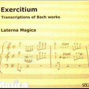 Transcriptions of bach exercitium