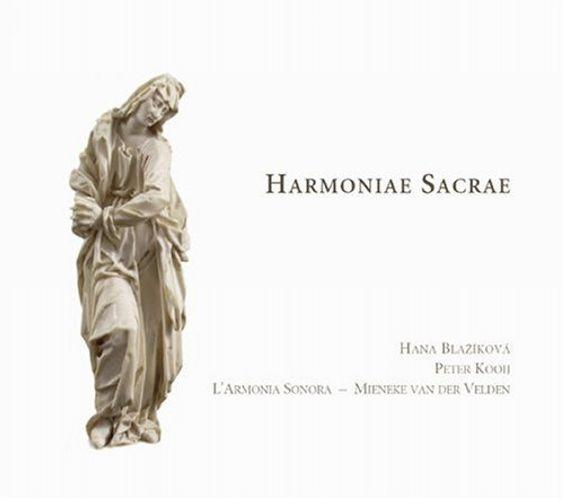 Harmonia Sacrae' : Tunder, Meder. Van der Velden.
