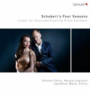 Schubert's Four Seasons - Sharon Carty