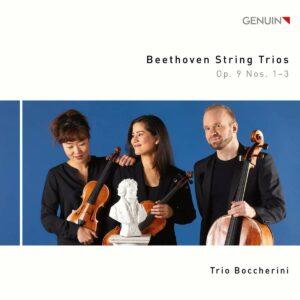 Beethoven: String Trios Op.9 Nos.1-3 - Trio Boccherini