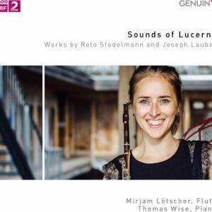 Sounds Of Lucerne - Mirjam Lötscher