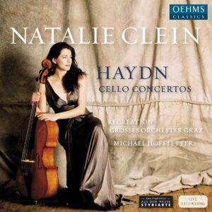 Haydn: Cello Concertos - Natalie Clein