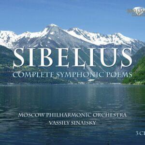 Jean Sibelius : Poèmes symphoniques (Intégrale)