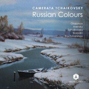 Russian Colours - Camerata Tchaikovsky