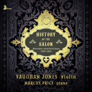 History Of The Salon - Vaughan Jones