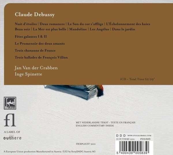 Debussy : Musicien De L'Amour