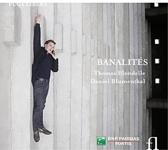 Thomas Blondelle : Banalités.