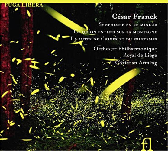 Franck : Symphonie n ré mineur. Arming.