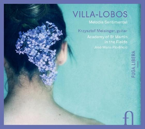 Villa-Lobos : Mélodie Sentimentale