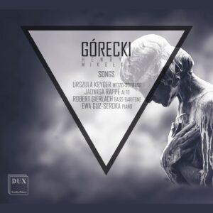 Gorecki: Songs - Ewa Guz-Seroka
