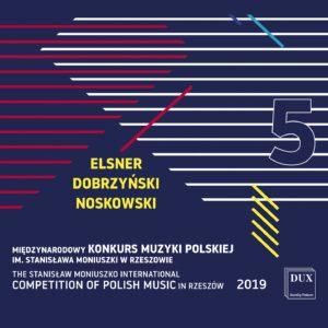 Moniuszko Competition 2019 Vol.5