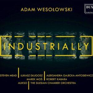 Adam Wesolowski: Industrially - Steven Mead
