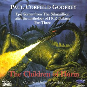 Paul Corfield Godfrey: The Children of Hurin - Volante Demo Orchestra