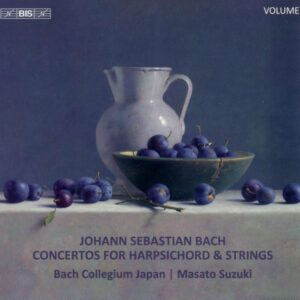 Bach: Concertos For Harpsichord, Vol. 1 - Masato Suzuki