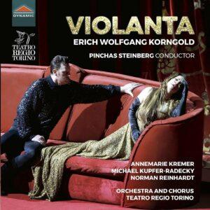 Erich Wolfgang Korngold: Violanta - Pinchas Steinberg
