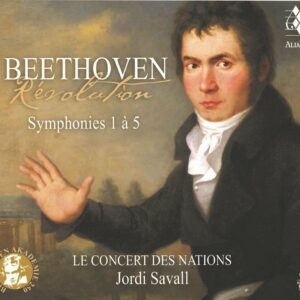 Beethoven: Symphonies Nos. 1 & 5 - Jordi Savall