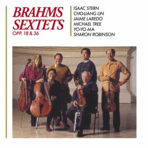 Brahms: String Sextets, Opp.18 & 36 - Yo-Yo Ma