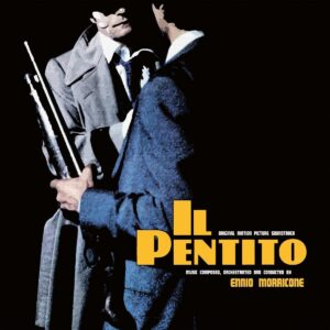 Il Pentito (The Repenter) (OST) (Vinyl) - Ennio Morricone