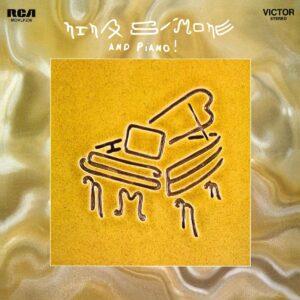 And Piano! (Vinyl) - Nina Simone