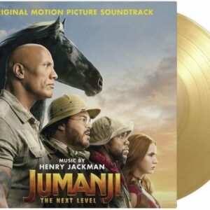 Jumanji: The Next Level (OST) (Vinyl) - Henry Jackman