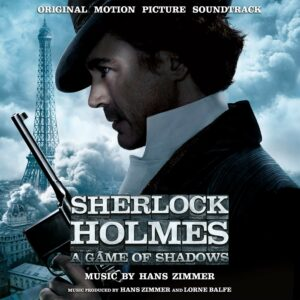 Sherlock Holmes, A Game Of Shadows (OST) (Vinyl) - Hans Zimmer