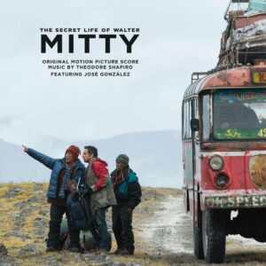 The Secret Life Of Walter Mitty (OST) (Vinyl) - Theodore Shapiro