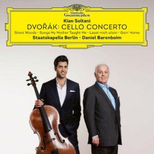 Dvorak: Cello Concerto - Kian Soltani