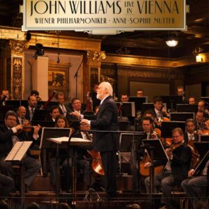 John Williams, Live In Vienna (Deluxe Edition) - Anne-Sophie Mutter